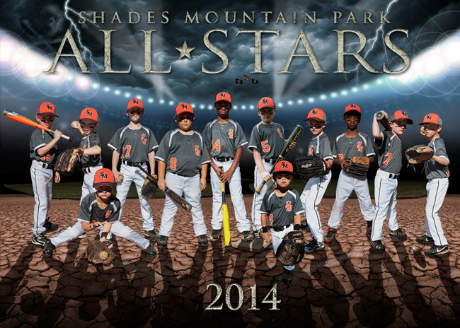 Shards Mountain Park All-Stars