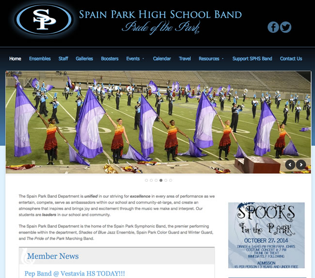 Spain Park High School Band