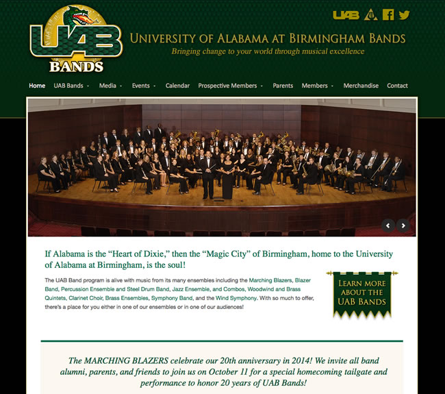 UAB Bands